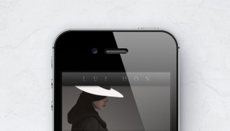 Lui Hon's iPhone App